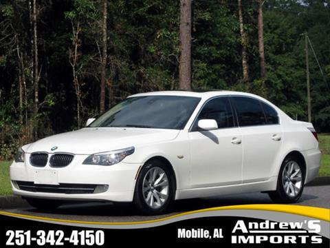 2010 BMW 5 Series for sale in Mobile, AL