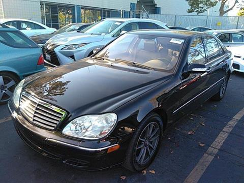 Elegant 2004 Mercedes Benz S Class For Sale In Mobile, AL