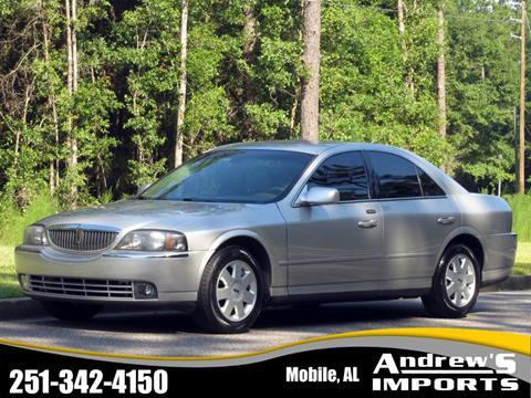 2005 Lincoln LS for sale in Mobile, AL