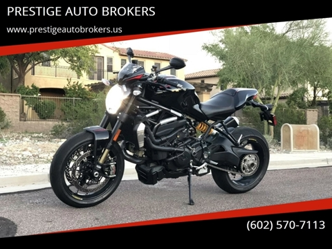 2016 Ducati Monster 1200 for sale in Peoria, AZ