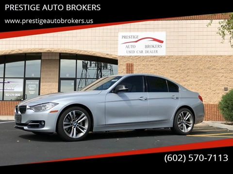 BMW Of Peoria >> 2013 Bmw 3 Series For Sale In Peoria Az
