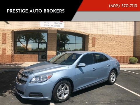 2013 Chevrolet Malibu for sale in Peoria, AZ