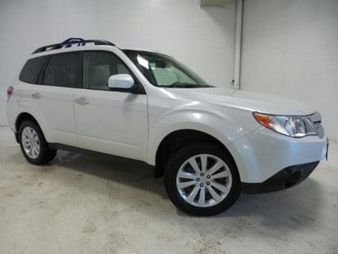 2013 Subaru Forester for sale in Oshkosh, WI