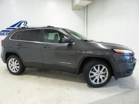 2015 Jeep Cherokee for sale in Oshkosh, WI