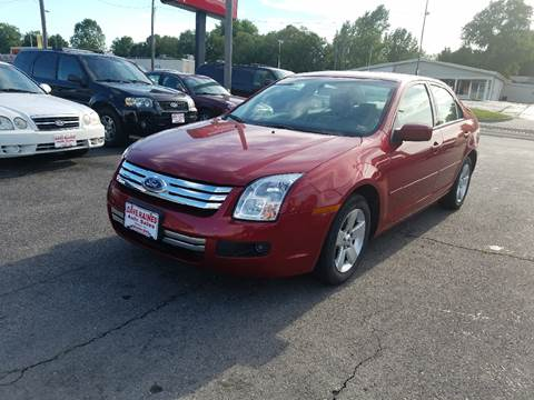 2009 Ford Fusion for sale in Marshall, MO