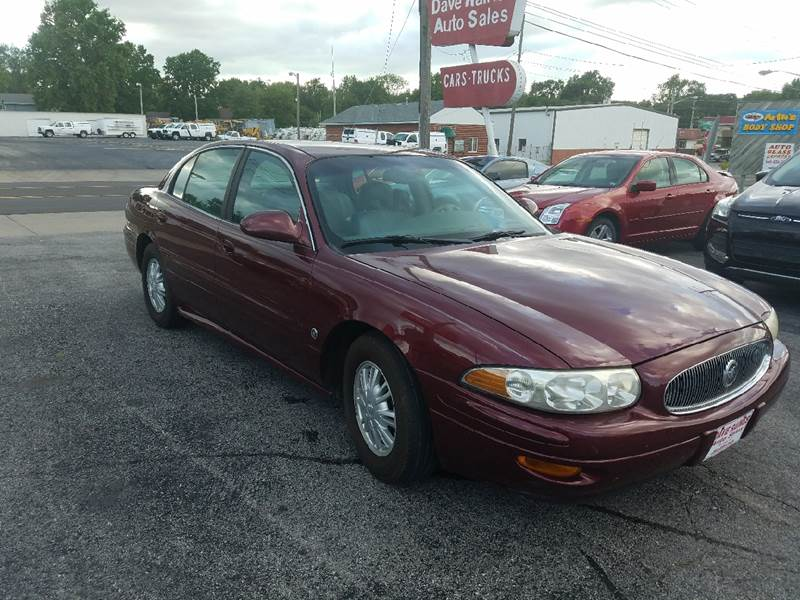 2002 Buick Lesabre Custom In Marshall Mo Dave Raines Auto Sales