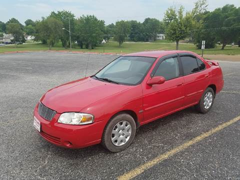 2006 Nissan Sentra for sale in Marshall MO