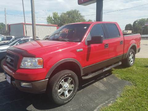 2004 Ford F-150 for sale in Marshall MO