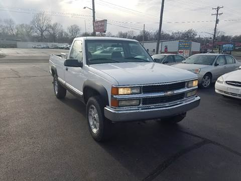 1998 Chevrolet C/K 1500 Series for sale in Marshall, MO