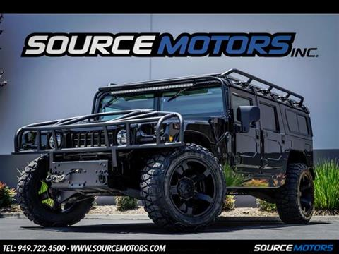 2006 HUMMER H1 Alpha for sale in Fountain Valley, CA