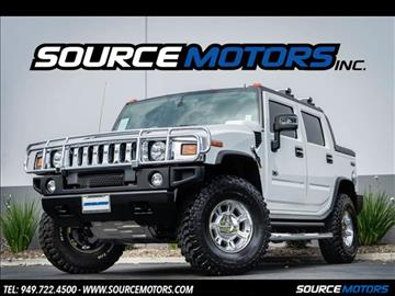 2007 HUMMER H2 SUT for sale in Fountain Valley, CA