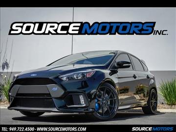 2016 Ford Focus for sale in Fountain Valley, CA