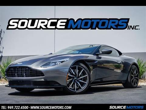 2017 Aston Martin DB11 for sale in Fountain Valley, CA