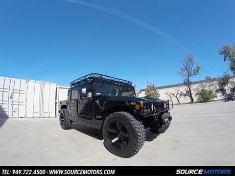 2000 AM General Hummer for sale in Fountain Valley, CA