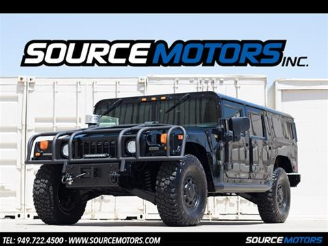 2003 Hummer H1 For Sale In California Carsforsale