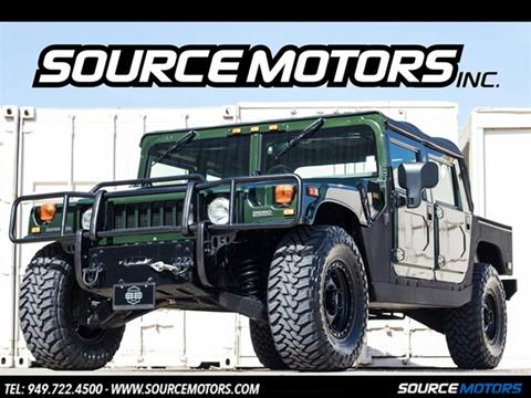 2003 Hummer H1 For Sale In Tyler Tx Carsforsale