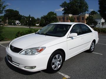 2003 Toyota Camry for sale in Chesapeake, VA