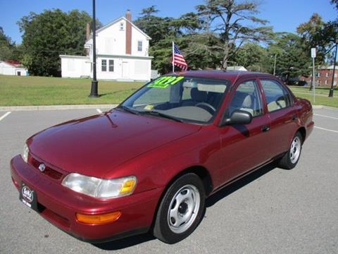 1996 Toyota Corolla for sale in Chesapeake, VA