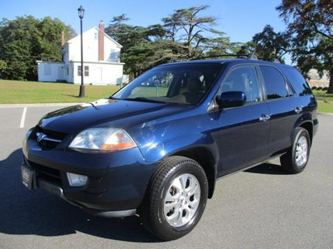 2003 Acura MDX for sale in Chesapeake, VA