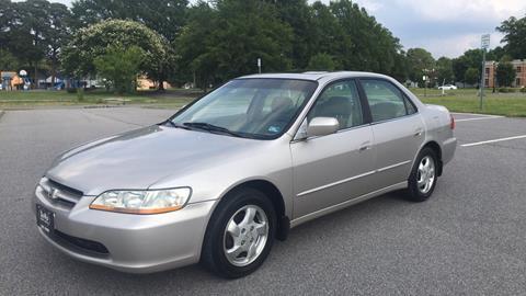 1999 Honda Accord for sale in Chesapeake, VA