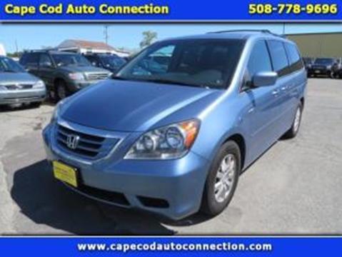 2008 Honda Odyssey for sale in Hyannis, MA