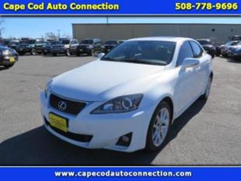 2012 Lexus IS 250 for sale in Hyannis, MA