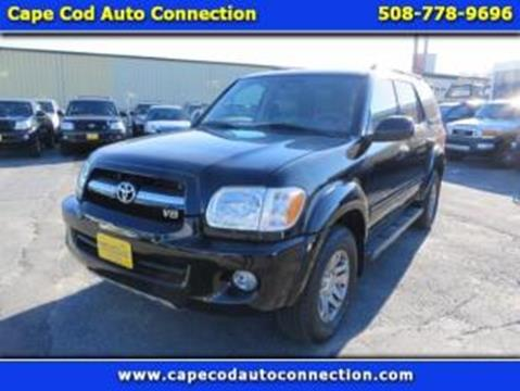 2006 Toyota Sequoia for sale in Hyannis, MA