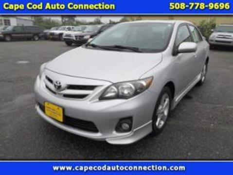 2011 Toyota Corolla for sale in Hyannis, MA
