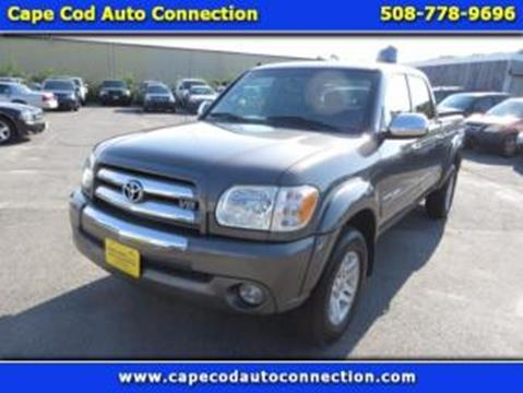 2005 Toyota Tundra for sale in Hyannis, MA