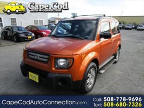 2008 Honda Element for sale in Hyannis, MA