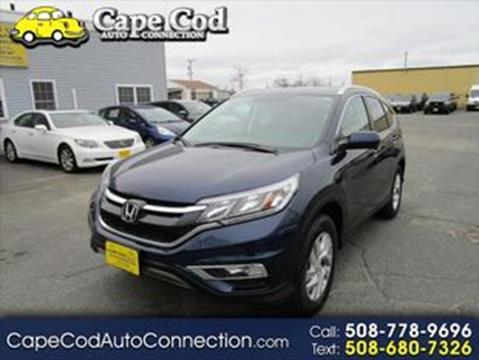 2015 Honda CR-V for sale in Hyannis, MA