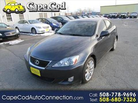 2007 Lexus IS 250 for sale in Hyannis, MA