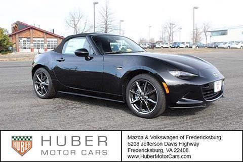 2016 Mazda MX-5 Miata for sale in Fredericksburg, VA