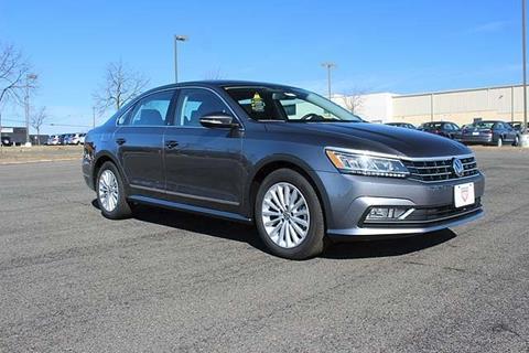 2017 Volkswagen Passat for sale in Fredericksburg, VA