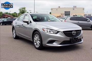 2014 Mazda MAZDA6 for sale in Fredericksburg, VA