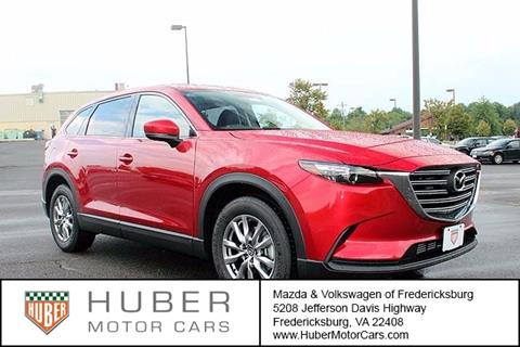 2016 Mazda CX-9 for sale in Fredericksburg, VA