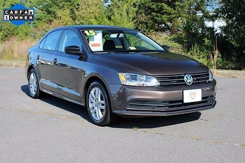 2015 Volkswagen Jetta for sale in Fredericksburg, VA