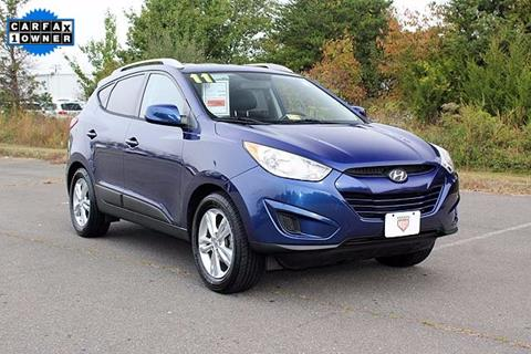 2011 Hyundai Tucson for sale in Fredericksburg, VA
