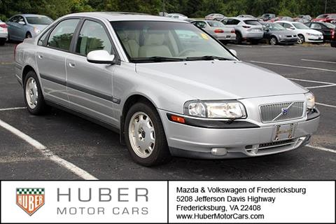 Used 2001 Volvo S80 For Sale In Westover Md Carsforsale