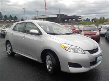 2009 Toyota Matrix for sale in Milwaukie, OR