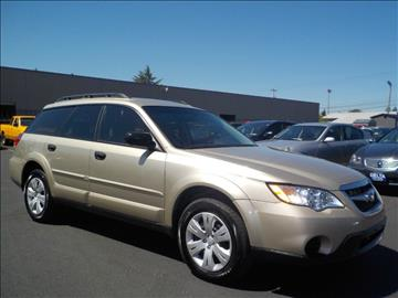 2008 Subaru Outback for sale in Milwaukie, OR