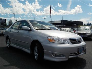 2008 Toyota Corolla for sale in Milwaukie, OR