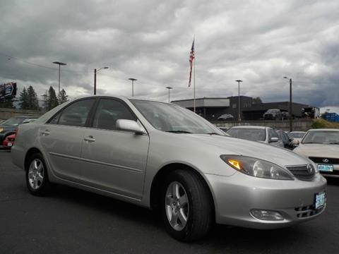 2003 Toyota Camry for sale in Milwaukie, OR