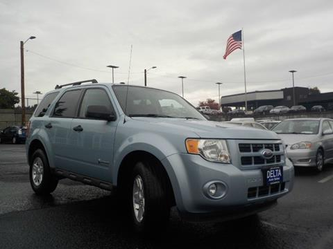 2009 Ford Escape Hybrid for sale in Milwaukie, OR