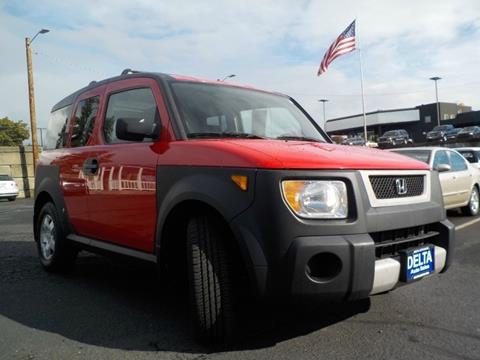 2005 Honda Element for sale in Milwaukie, OR