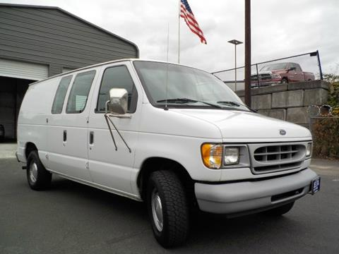 88cd7edfe9 1999 Ford E-150. - 3dr Cargo Van