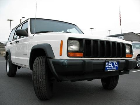 1999 Jeep Cherokee for sale in Milwaukie, OR