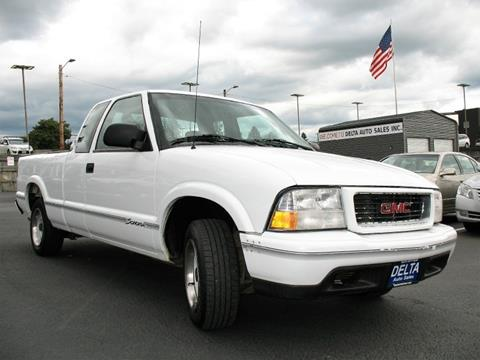 1999 GMC Sonoma for sale in Milwaukie, OR