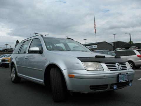 2001 Volkswagen Jetta for sale in Milwaukie, OR