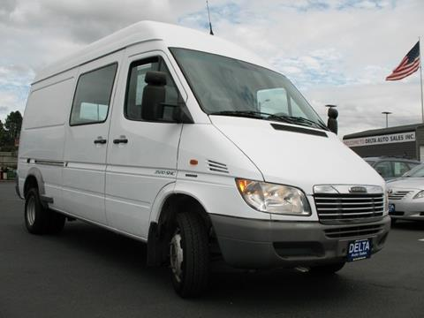 2003 Dodge Sprinter Cargo for sale in Milwaukie, OR